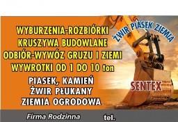 sprzedam piasek Olsztyn piach w Olsztynie sprzedaż transport piasku