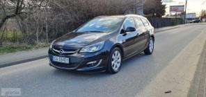 Opel Astra J 1.7 Cdti / Nawi / Xenony / Distronic / Okazja !!