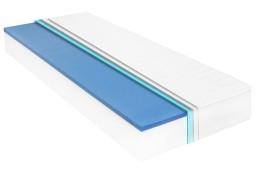 vidaXL Materac, 80x200 cm, pianka memory visco, 18 cm 282789