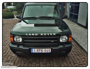 Land Rover Discovery II 2.5 Td5 Xenon 4x4 Skóra Gwarancja Bezwypadkowy .