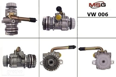 Pompa wspomagania hydraulicznego Vw Multivan, Vw Touareg, Vw Transporter VW006