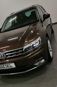 Volkswagen Tiguan II 150KM HIGHLINE BILED Virtual Display Panorama Navi ACC Klimax3 FULL-2