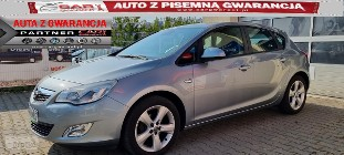 Opel Astra J IV 1.4 101 KM alufelgi klima super stan gwarancja