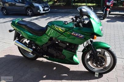Kawasaki GPZ 500 w oryginalny stan, dok. na km, z niemiec, 25kW A2*