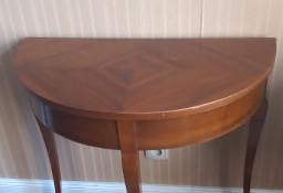 Stolik drewniany& Antyk