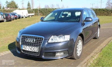 Audi A6 IV (C7) 2,0 TDI 170KM AVANT,automat, pneumatyka, C6