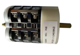 Przełącznik kierunku obrotów stołu montażownicy POM3