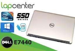 Ultrabook Dell Latitude E7440 I5-4gen 4GB RAM 128SSD W10- LapCenter.pl