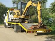 Transport maszyn budowlanych i innych maszyn Cegłów f-ry VAT