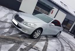 Mercedes-Benz Klasa S W221 Nawigacja !!! Skóra !!! Wentylowane fotele !!!