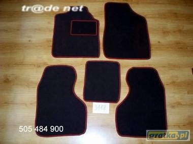 Toyota Picnic 1997-2001 najwyższej jakości dywaniki samochodowe z grubego weluru z gumą od spodu, dedykowane Toyota Picnic-1