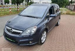 Opel Zafira B 1,8 kat klima po opłatach 7 osobowa