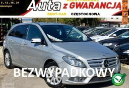 Mercedes-Benz Klasa B W246 OPŁACONY Bezwypadkowy Klimatronik Serwis VIP GWARANCJA24Miesiące
