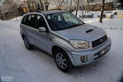 Toyota RAV 4 II 2.0 diesel 4x4 116KM