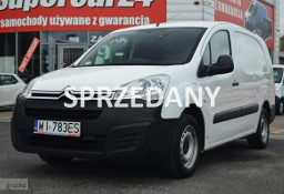 Citroen Berlingo Citroen Berlingo Van 1.6HDi L2 Feel, Klima, Salon Pl, FV 23%, Gwar