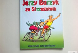 Jerzy Burzyk ze Strzegomia-wierszyki ortograficzne