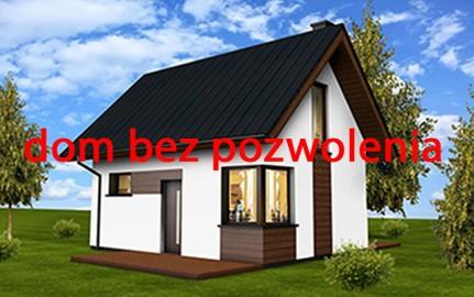 PROJEKT DOMU 35M2, dom bez pozwolenia 35m2, dom na zgłoszenie 35 m2