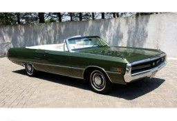 Chrysler 300C 300 Convertible 1968 Ogromne Cabrio po Blacharce !