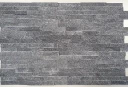 Marmur Pure Grey Stackstone  40x10 Kamień Naturalny Dekoracyjny