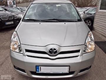 Toyota Corolla Verso II 2.2 D4D PRESTIGE 136KM KLIMATYZACJA START-STOP HAK