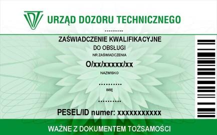 KURS WÓZEK WIDŁOWY - Szkolenia Katowice Ruda Śląska Tychy z egzaminem UDT.