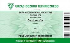 KURS WÓZEK WIDŁOWY - Szkolenia. Katowice, Ruda Śląska, Tychy, z egzaminem UDT.