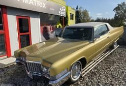 Cadillac DeVille V
