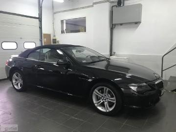 BMW SERIA 6 645Ci Cabrio,333KM, Stan Perfekcyjny , Full-Opcja!
