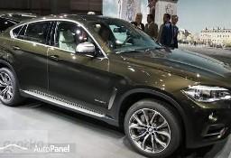 BMW X6 I (E71) Bmw X6 xDrive40d M pakiet Najtaniej w EU