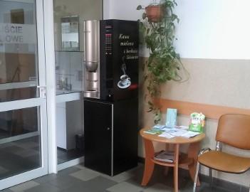 Automat do kawy ziarnistej, ekspres ciśnieniowy, GWARANCJA