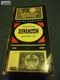 katalog banknotów polskich Kowalski