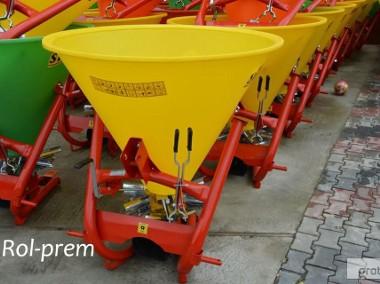 Rozsiewacz do nawozów Lej Lejek 300 - 500 litrów sadowniczy TRANSPORT-1
