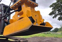 Zagęszczarka hydrauliczna dla koparek o masie 8-16 ton