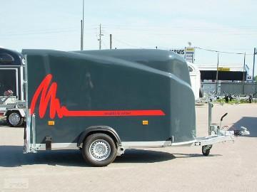 Przyczepa całkowicie zabudowana Przyczepy Kontener Furgon Cargo Debon Cheval Liberte Przyczepa Multi Trailer Przyczepa Poliestrowa