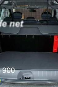 MAZDA 3 HB 2007-2009 najwyższej jakości bagażnikowa mata samochodowa z grubego weluru z gumą od spodu, dedykowana Mazda 3-2