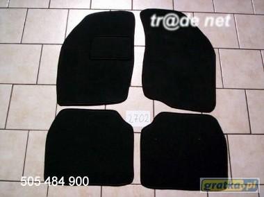 Suzuki Baleno 1995-2002 najwyższej jakości dywaniki samochodowe z grubego weluru z gumą od spodu, dedykowane Suzuki Baleno-1