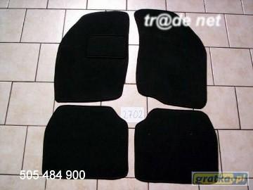 Suzuki Baleno 1995-2002 najwyższej jakości dywaniki samochodowe z grubego weluru z gumą od spodu, dedykowane Suzuki Baleno