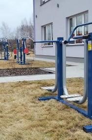 Ławka podciąg prostownik siłownia zewnętrzna atest-2
