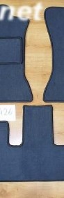 Citroen C4 Picasso od 2006r. najwyższej jakości dywaniki samochodowe z grubego weluru z gumą od spodu, dedykowane Citroen C4-4