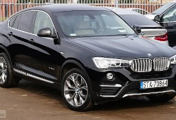 BMW X4 I [F26] aut xDrive x-Line F1 Fotele Sport DVD Skóra 10,2''