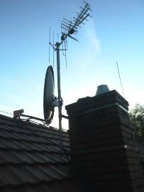 KŁAJ Montaż Anten Satelitarnych oraz Naziemnych DVB-T Ustawianie Anten SerwisAnten24h