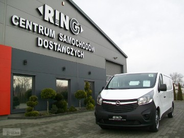 Opel Vivaro 1,6CDTI 120KM A/C DŁUGI LEDY NAVI SERWIS NR 35