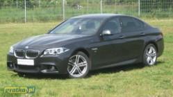 BMW SERIA 5 520 BMW 520d xDive M pakiet