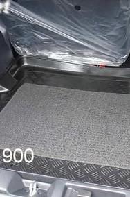 MITSUBISHI OUTLANDER IIFL z subwooferem od 2009 do 2012 mata bagażnika - idealnie dopasowana Mitsubishi Outlander-2