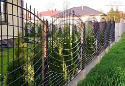Przęsło ogrodzeniowe wzór łuku fi 5mm 130x240cm oc+kolor P-01
