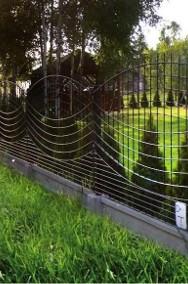 Przęsło ogrodzeniowe wzór łuku fi 5mm 130x240cm oc+kolor P-01-2