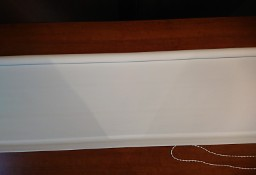 Roleta okienna biała 120 cm