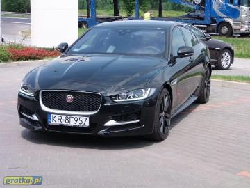 Jaguar XE 2.0 Diesel (180 KM) R-SPORT MY16 Demo