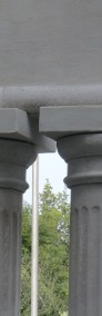 nakładka styropianowa kanelowana na kolumnę, słup 16, 21, 26 cm-4
