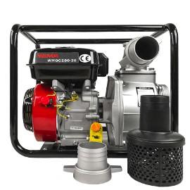 Motopompa spalinowa benzynowa 60m3/h pompa WEIMA WMQGZ80-30